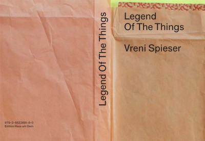 VreniSpieser_LegendOfTheThings_Cover